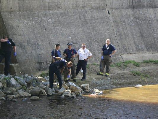 Body found in Codorus Creek