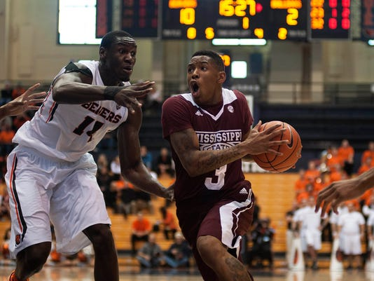NCAA Basketball: Mississippi State at Oregon State