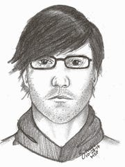 Police have a sketch of a person they'd like to talk to.