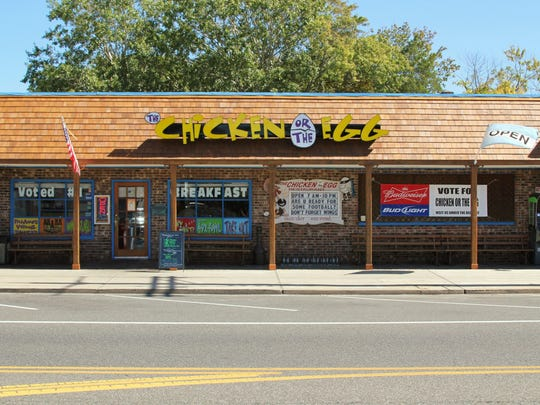 The Chicken or the Egg in Beach Haven was founded in 1991.