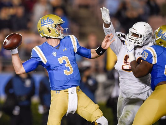 NCAA Football: Arizona State at UCLA