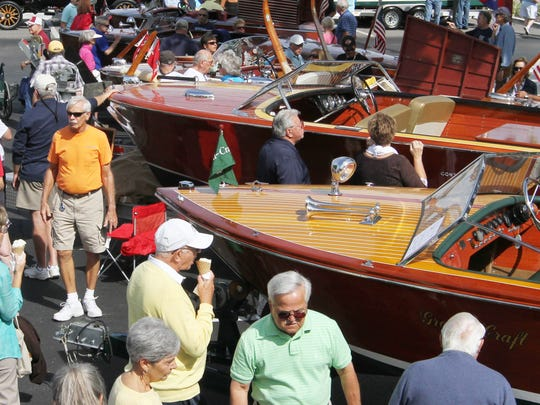 The Fort Myers Classic and Antique Boat Show is Jan. 16 at   The Marina at Edison Ford, in Fort Myers.