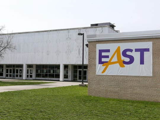East High School.