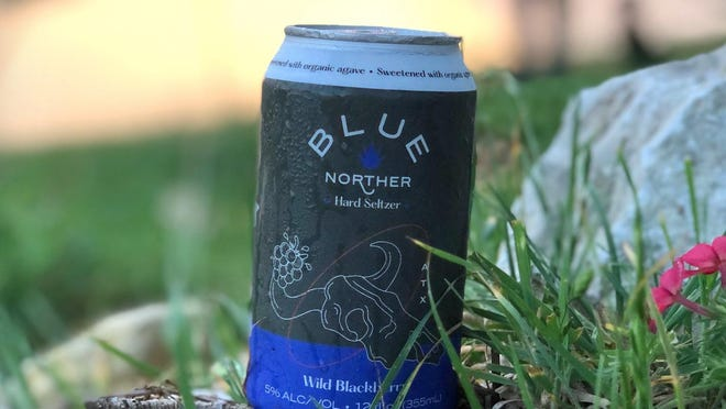 Blue Norther is an Austin-based hard seltzer company that launched in June with two alcoholic sparkling beverages.