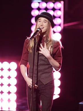 """Sawyer Fredericks became the second youngest winner of """"The Voice"""" when he snagged the win in Season 8."""