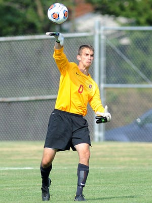 Grove City goalie Ben Weaver (Dallastown) earned honorable mention accolades on the Presidents' Athletic Conference All-Conference list.