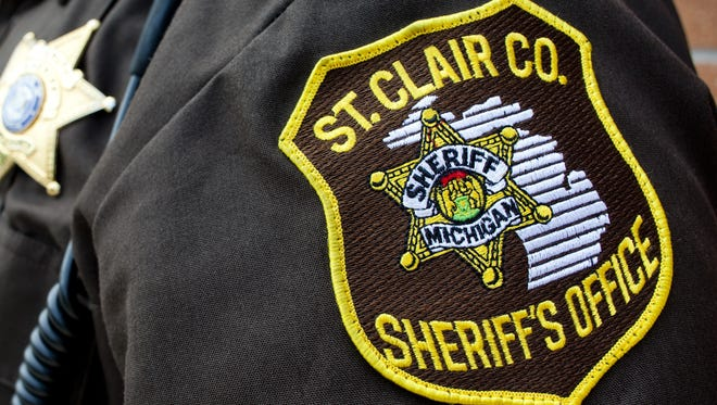 A Ruby teen was seriously injured in a crash in Kenockee Township.