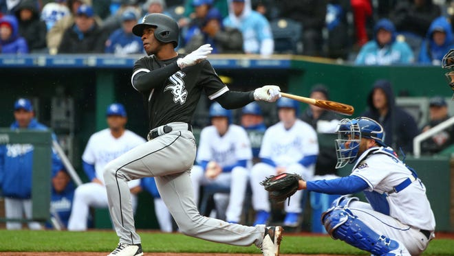 White Sox shortstop Tim Anderson is among a significant group of African-American players younger than 30.