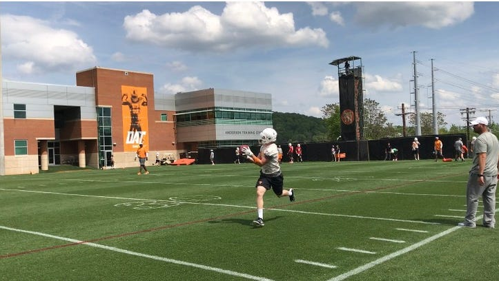 UT Vols start spring football practice under Jeremy Pruitt on March 20