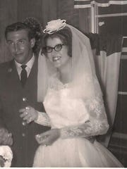 Mr. and Mrs. Alfred Mercier -- 1964