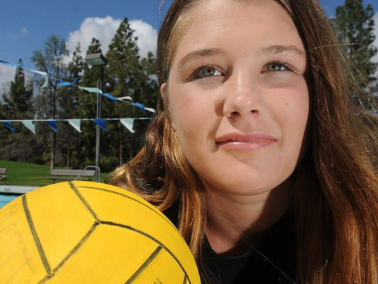 Royal High's Sydney Hurst is The Star's Girls Water