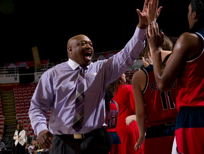Detroit Mercy women's basketball head coach Bernard