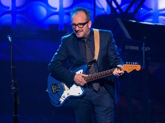 Elvis Costello and the Imposters will play the Graceland Soundstage on November 15.