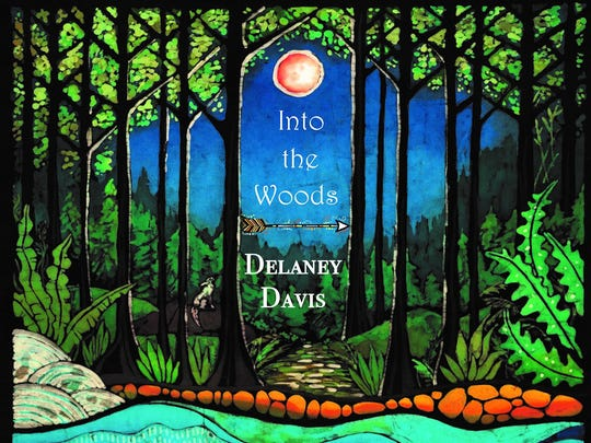 "To learn more about the release of Delany Davis' new CD, ""Into the Woods,"" go to delanydavismusic.com."