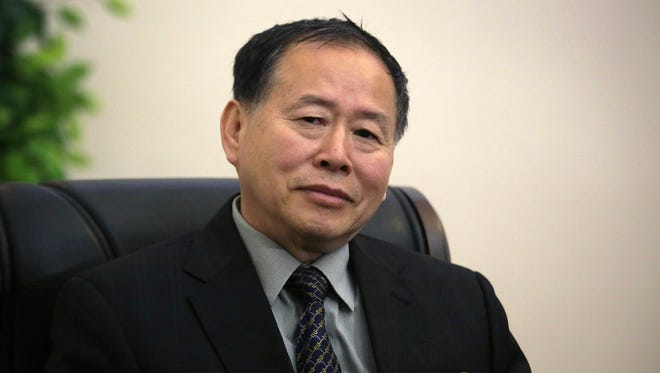 Han Song Ryol, North Korea's vice minister of foreign affairs and its former deputy ambassador to the United Nations, was one of Egan's key contacts when he was posted in New York.