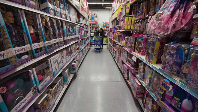 Toys R Us will be open for 30 consecutive hours beginning Thanksgiving evening.