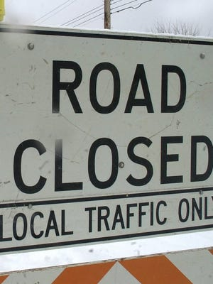 Part of southbound U.S. 127 in the Lansing area will be closed this weekend for concrete work.