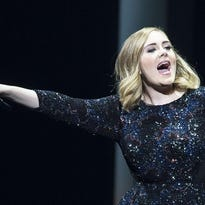 Adele will perform at The Palace of Auburn Hills on Tuesday and Wednesday.