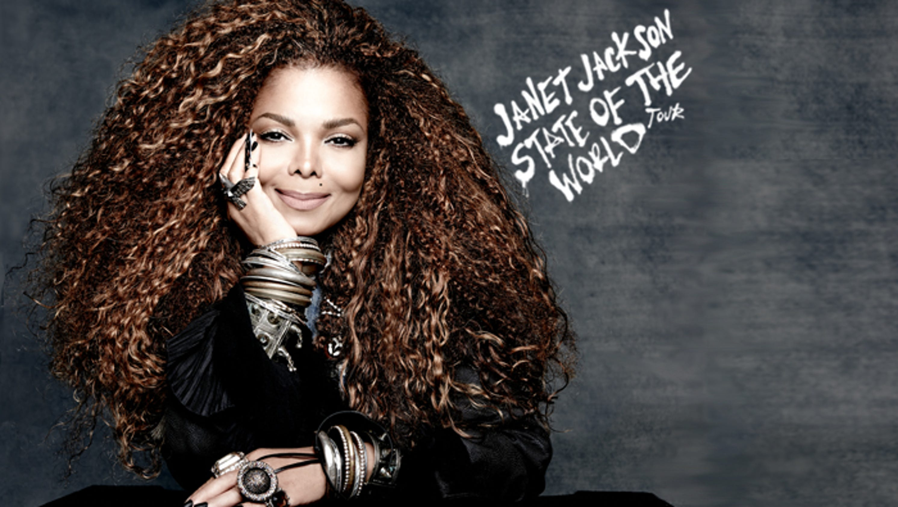 Janet Jackson Janet Tour