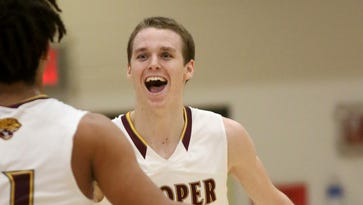 Cooper seniors go out with big win over Scott