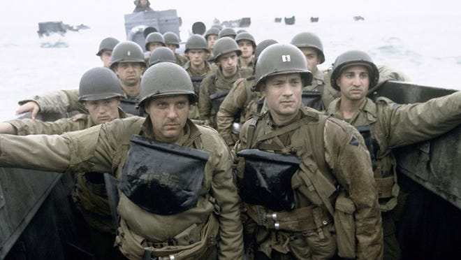 """Saving Private Ryan"""