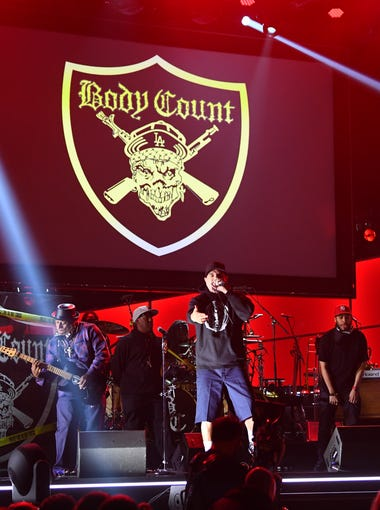 Body Count will perform at the Marquee Theatre on May 25, 2018.