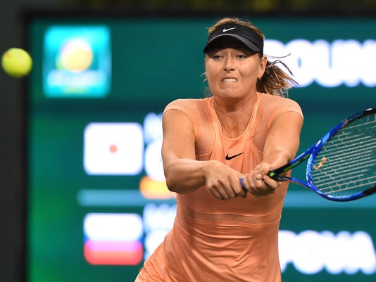 Tennis: BNP Paribas Open-Day 3