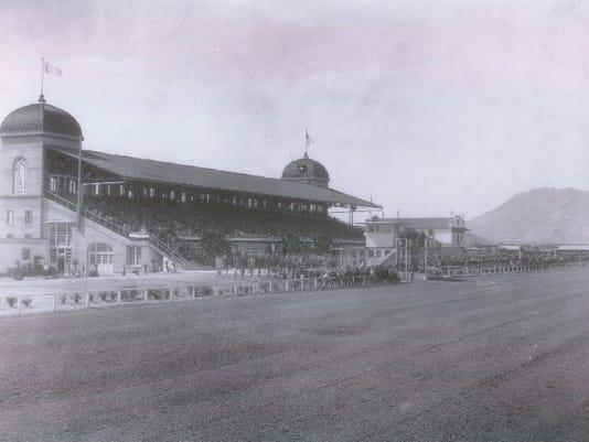 JUAREZ RACE TRACK