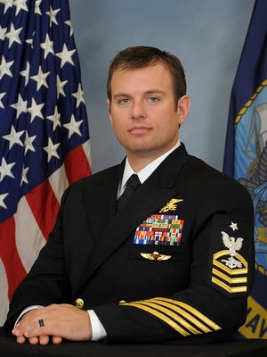 Senior Chief Special Warfare Operator (SEAL) Edward C. Byers Jr.