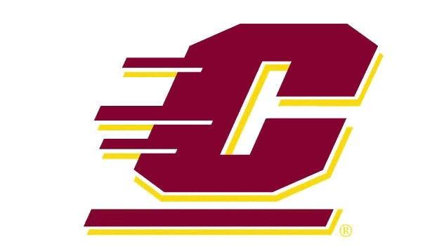 Central Michigan University logo.