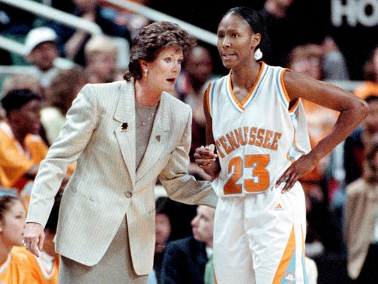 23 – Chamique Holdsclaw, Tennessee (1995-99): The four-time