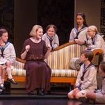 "Kerstin Anderson plays Maria in the national tour of Rodgers & Hammersteins ""The Sound of Music,"" directed by Jack OBrien. Anderson is joined by the seven von Trapp children."
