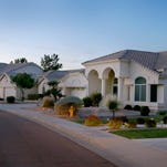 A typical home in Chandler in the zip code 85226.