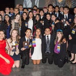 Redwood FBLA students at the California FBLA State Leadership Conference on April 14-17 in Ontario.