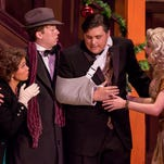 Pensacola State College's new play 'The Game's Afoot' opens this weekend