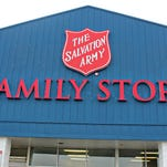 The store-front of The Salvation Army's Family Thrift Store in West Chester Township, which opened January 2013. The Salvation Army will open its newest Thrift Store in Delhi March 29, with a ribbon-cutting ceremony starting at 9 am.