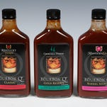 BourbonQ BBQ Sauce is locally made and will be available at Kentucky Farm Fest.