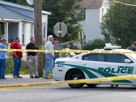 Long Branch homicide