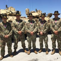 Bliss scouts named best in Army after Gainey Cup win