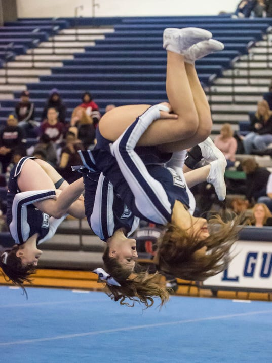 Blue Devil Competitive Cheerleading  Invitational