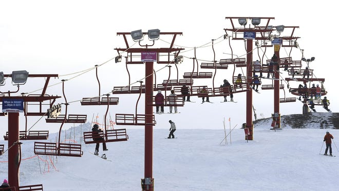 Great Bear Ski area.