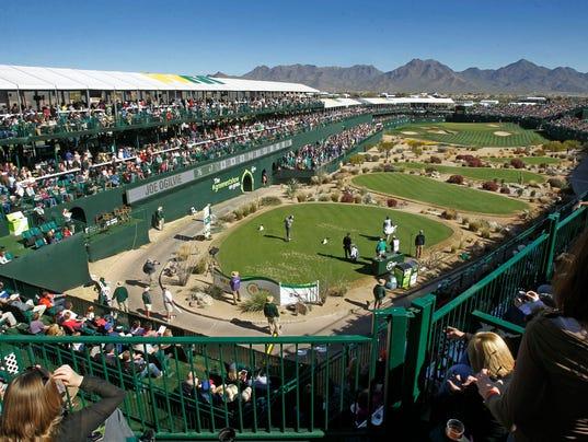 Pga Tour Golf Phoenix Open