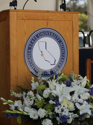 The 21st Annual Commencement - California State University, Monterey Bay on May 20, 2017.