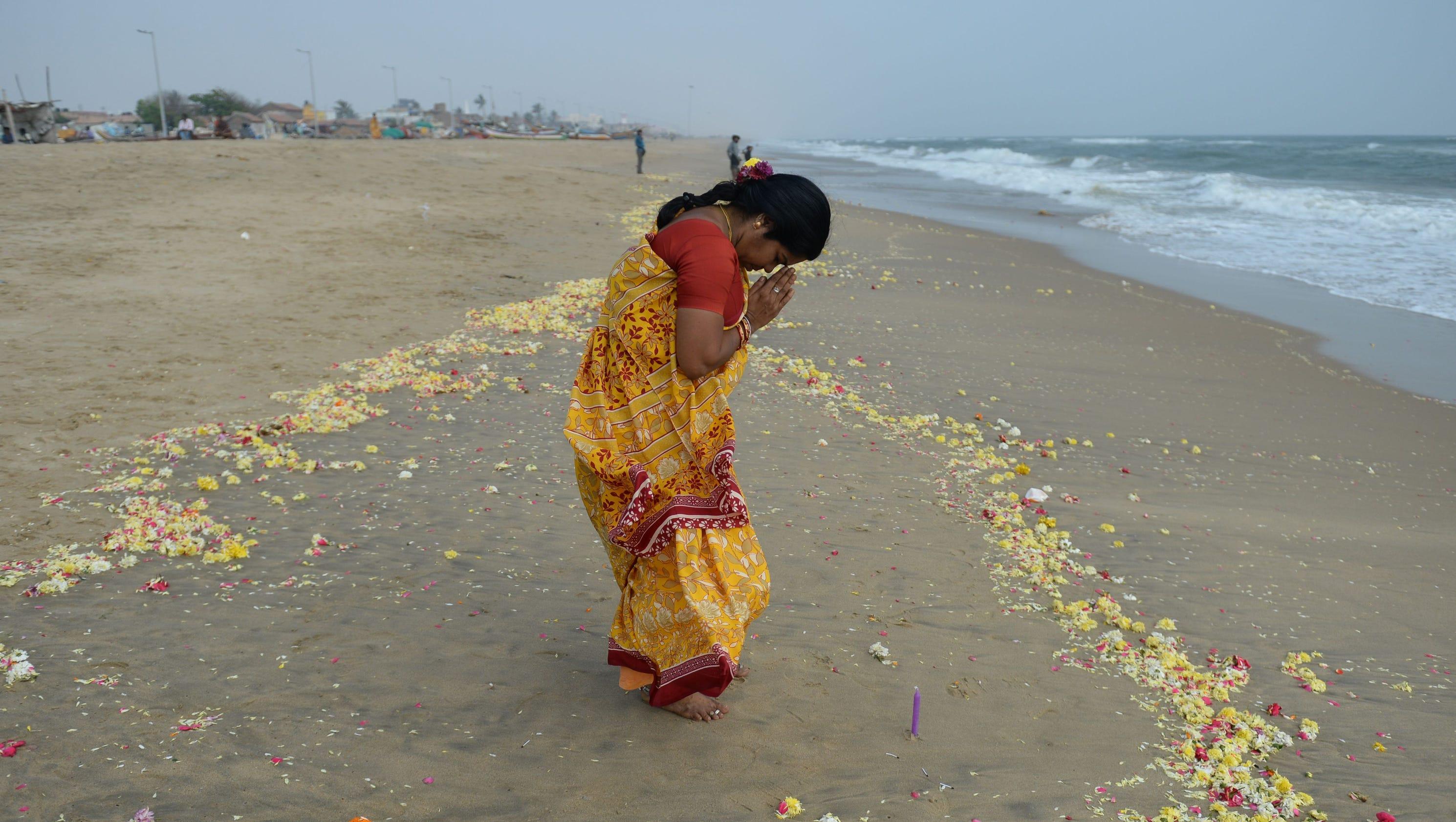 2004 tsunami victims remembered