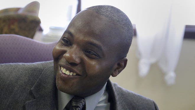 The Rev. Alvin Dupree, an Appleton school board member, has recently come under public scrutiny for references to his Christian faith during a graduation speech he delivered at Appleton North High School last week.