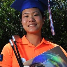Westlake's Kristen Chen is The Star's Girls Scholar-Athlete of Year