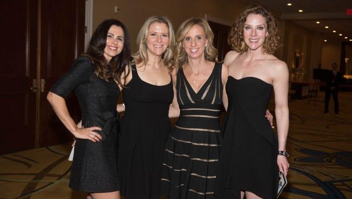 Marina Lehman, Allison Hart Stone, Samantha Koppelman