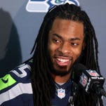 Seahawks' Richard Sherman: 'I totally stand with what (Muhammad Ali) stood for'