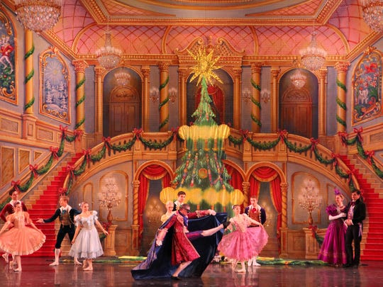 """The Moscow Ballet's """"Great Russian Nutcracker"""" is one of many different versions of the holiday classic being offered this season."""
