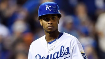Yordano Ventura had a career 3.89 ERA.